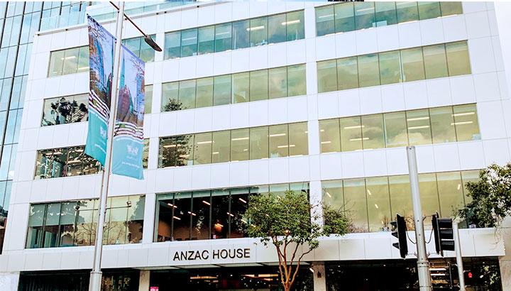 ANZAC House